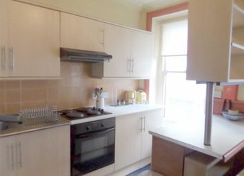 Thumbnail 1 bed flat to rent in Cambrian Street, Aberystwyth