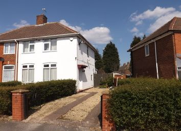Thumbnail 2 bed semi-detached house to rent in Kingsland Road, Kingstanding