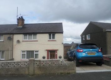 Thumbnail 3 bed end terrace house for sale in 8, Lon Ty Gwyn, Caernarfon