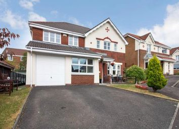 Thumbnail 5 bed detached house for sale in Ratho Drive, Carrickstone, Cumbernauld, North Lanarkshire