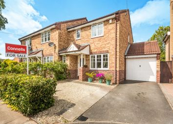 Thumbnail 3 bed end terrace house for sale in Booton Court, Kidderminster