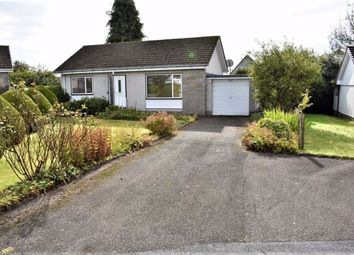 Thumbnail 2 bed detached bungalow for sale in 7, Hollybush Crescent, Crieff, Perthshire