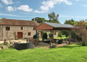 Thumbnail 6 bed barn conversion for sale in Oldbury Naite, Oldbury-On-Severn, South Gloucestershire