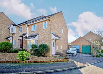 3 bed end terrace house for sale in Muntjac Close, Eaton Socon, St. Neots, Cambridgeshire PE19