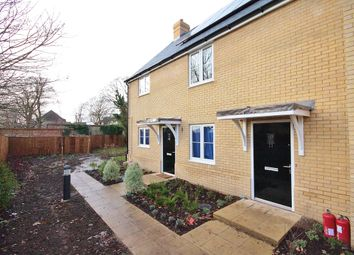 Thumbnail 1 bed flat to rent in Lawn Upton Close, Oxford