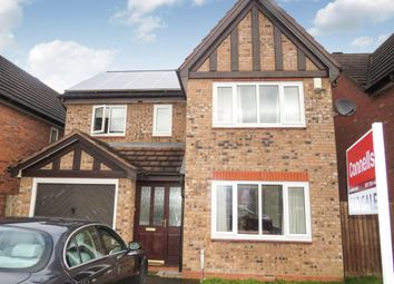 Thumbnail 4 bed detached house for sale in The Limes, Erdington, Birmingham