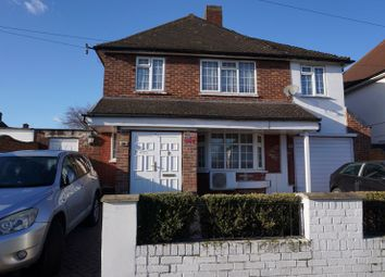 Thumbnail 4 bed detached house for sale in Farndale Avenue, London