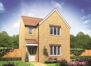 "Thumbnail 3 bedroom detached house for sale in ""The Hatfield"" at Highclere Drive, Sunderland"