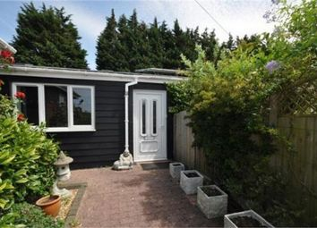 Thumbnail 3 bedroom terraced bungalow for sale in Riverview, Island Road, Hersden, Canterbury, Kent