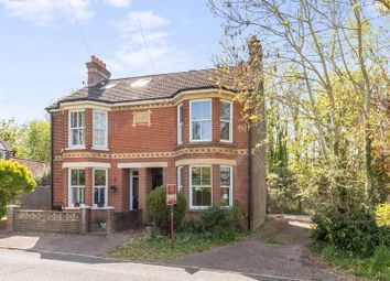 Thumbnail 3 bed semi-detached house for sale in Pondtail Road, Horsham, West Sussex