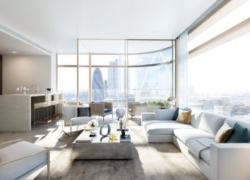Thumbnail 1 bed flat for sale in Principal Place City Of London, London