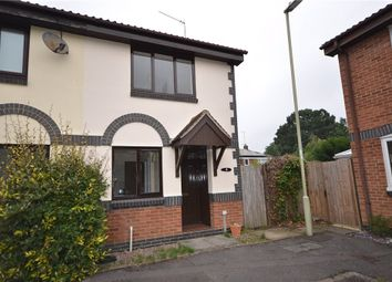 Thumbnail 2 bed end terrace house for sale in Church View, Yateley, Hampshire