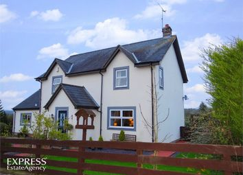 Thumbnail 3 bed detached house for sale in Roadhead, Carlisle, Cumbria