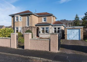 Thumbnail 3 bed detached house for sale in Stanley Drive, Bridge Of Allan