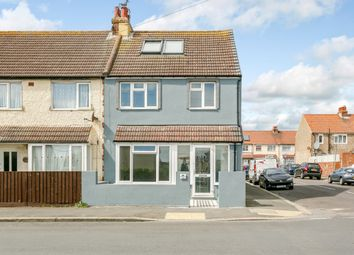 Thumbnail 4 bed end terrace house for sale in Brambledean Road, Portslade, Brighton