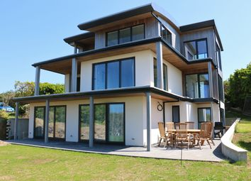 Thumbnail 4 bedroom detached house for sale in Trenance, Mawgan Porth