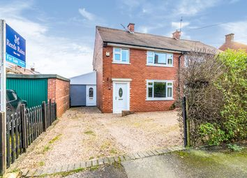 3 bed semi-detached house for sale in Shearman Avenue, Rotherham, South Yorkshire S61