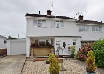 Thumbnail 3 bed end terrace house for sale in Harcombe Fields, Sidford, Sidmouth