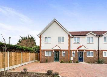 Thumbnail 3 bedroom end terrace house for sale in Mawneys, Romford, Essex