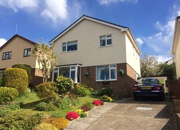 Thumbnail 3 bed detached house for sale in Haydons Park, Honiton