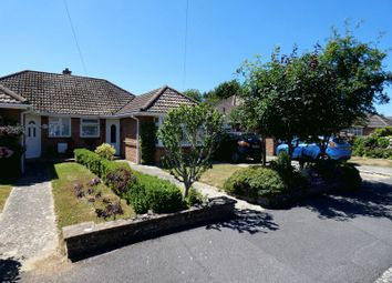 Thumbnail 3 bedroom bungalow for sale in Corfe Close, Hill Head, Fareham