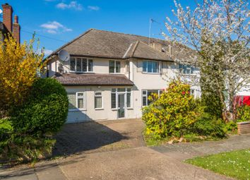 Thumbnail 5 bedroom semi-detached house for sale in Ullswater Crescent, London