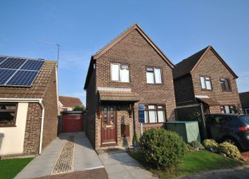 Thumbnail 3 bedroom detached house for sale in Edgefield Close, Old Catton, Norwich