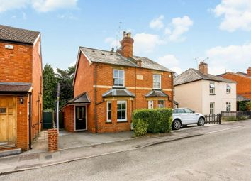 Thumbnail 3 bed semi-detached house for sale in Cromwell Road, Ascot