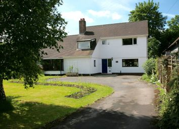 Thumbnail 4 bedroom detached house for sale in Chorley Road, Walton-Le-Dale, Preston