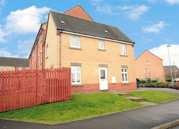 Thumbnail 3 bed end terrace house for sale in Toul Gardens, Motherwell
