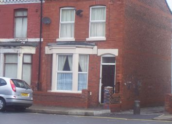 Thumbnail 2 bed terraced house to rent in Suffield Road, Kirkdale, Liverpool