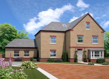 Thumbnail 5 bed link-detached house for sale in The Allerton, Elmete Lane, Roundhay, Leeds