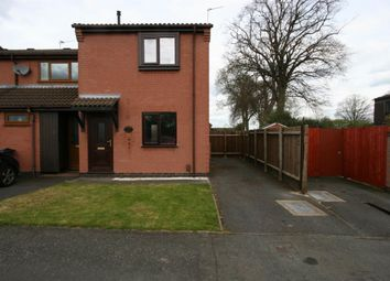 Thumbnail 2 bed property to rent in Hawthorne Avenue, Hathern, Loughborough