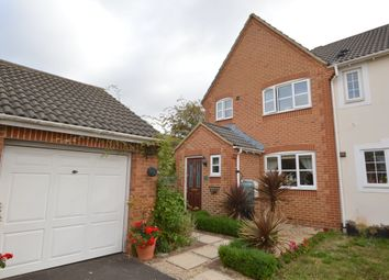 Thumbnail 3 bed end terrace house for sale in Marigold Close, Melksham