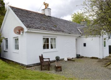 Thumbnail 2 bedroom cottage for sale in Tiroran, Isle Of Mull