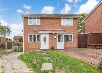 Thumbnail 2 bed semi-detached house for sale in Draperfield, Eaves Green