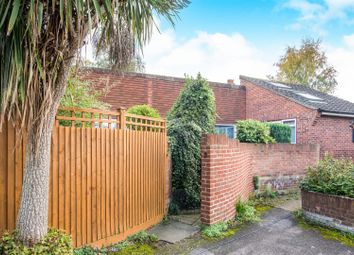 Thumbnail 2 bed bungalow for sale in Orchard Close, London