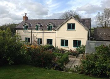 Thumbnail 3 bed detached house for sale in Meidrim, Carmarthen