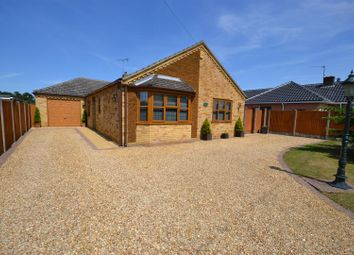 Thumbnail 2 bed detached bungalow for sale in Low Road, Congham, King's Lynn