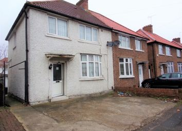 Thumbnail 3 bed semi-detached house for sale in Commonwealth Avenue, Hayes