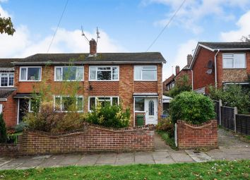 Thumbnail 3 bed terraced house to rent in Legge Crescent, Aldershot