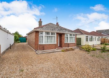 Thumbnail 2 bed detached bungalow for sale in High Road, Wisbech St. Mary, Wisbech
