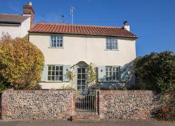 Thumbnail 2 bed cottage for sale in Symonds Lane, Linton, Cambridge