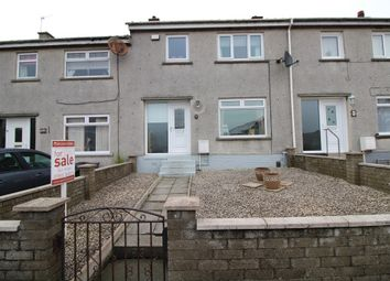 Thumbnail 3 bed terraced house for sale in Murray Place, New Farm Loch, Kilmarnock, East Ayrshire