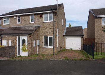 Thumbnail 2 bed semi-detached house for sale in The Grange, Tanfield Lea, Stanley