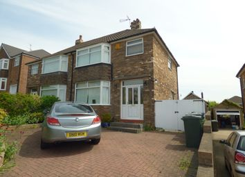 Thumbnail 3 bed semi-detached house to rent in Renishaw Avenue, Rotherham