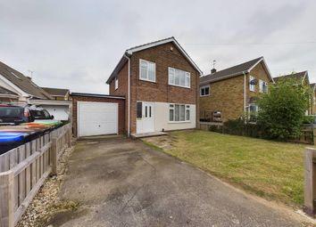 Thumbnail 3 bed detached house for sale in Frances Grove, Hucknall, Nottingham