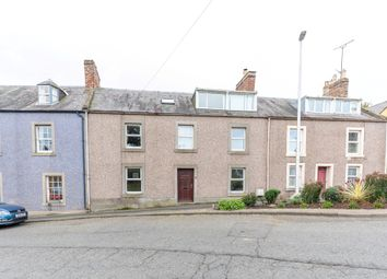 Thumbnail 4 bed terraced house for sale in Castle Street, Duns