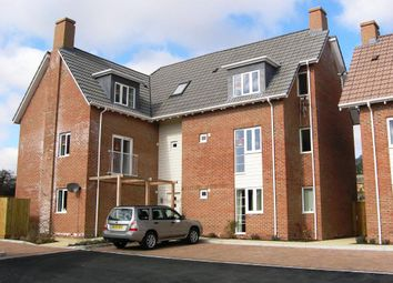 Thumbnail 2 bed penthouse for sale in Pembroke Fields, Dinton, Salisbury