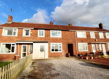 Thumbnail 3 bed terraced house for sale in West View, North Cliffe